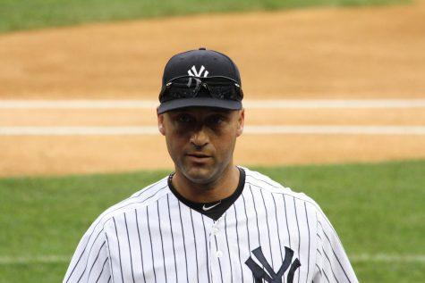 Photo via https://commons.wikimedia.org/wiki/File:Derek_Jeter_against_Orioles_8-1-12.jpeg under the Creative Common License